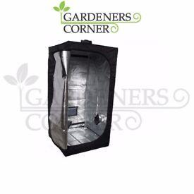 Hydroponics Grow Tent Bud Room 1.2m x 1.2m x 2m Indoor Plant Growing Box UK