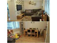 Beautiful 2 bedroom ground floor flat with own garden in Southgate Crawley.