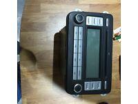 VW Caddy Radio RCD 300 MP3