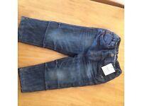 Brand New Next 12-18 months Boys Denim Jeans