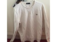 Large Men's Fred Perry Jumper