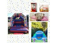 Bouncy castle, soft play, 🍿! 🍭 floss! Hot dog🌭 machine for hire! From £60 London, Essex
