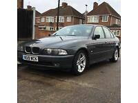 BMW 5 SERIES 523i E39 AUTO - OPEN TO OFFERS