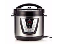 PureMate® 7-in-1 Electric Pressure Cooker 6 Litre, 1000W PM 660