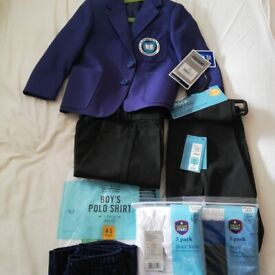 Thomas muir primary school clothes boys new age 4 to 5 p1
