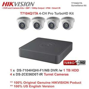 HIKVISION DVR camera Kit