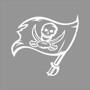 Tampa bay buccaneers nfl team logo 1 color vinyl decal for Tampa bay buccaneers coloring pages