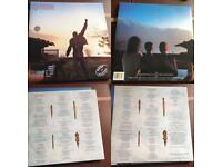 Queen Made in Heaven Ivory Vinyl