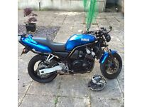 Yamaha Fazer 600 2002