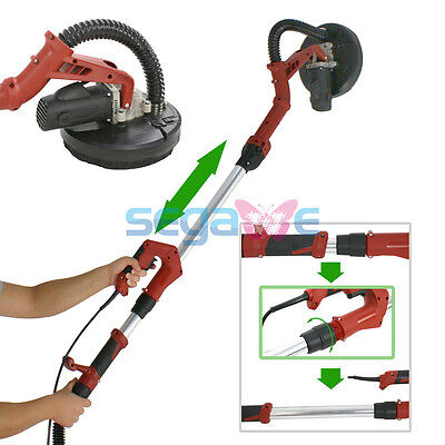Portable Drywall Sander 710w Commercial Electric Adjustable Variable Speed Sandi