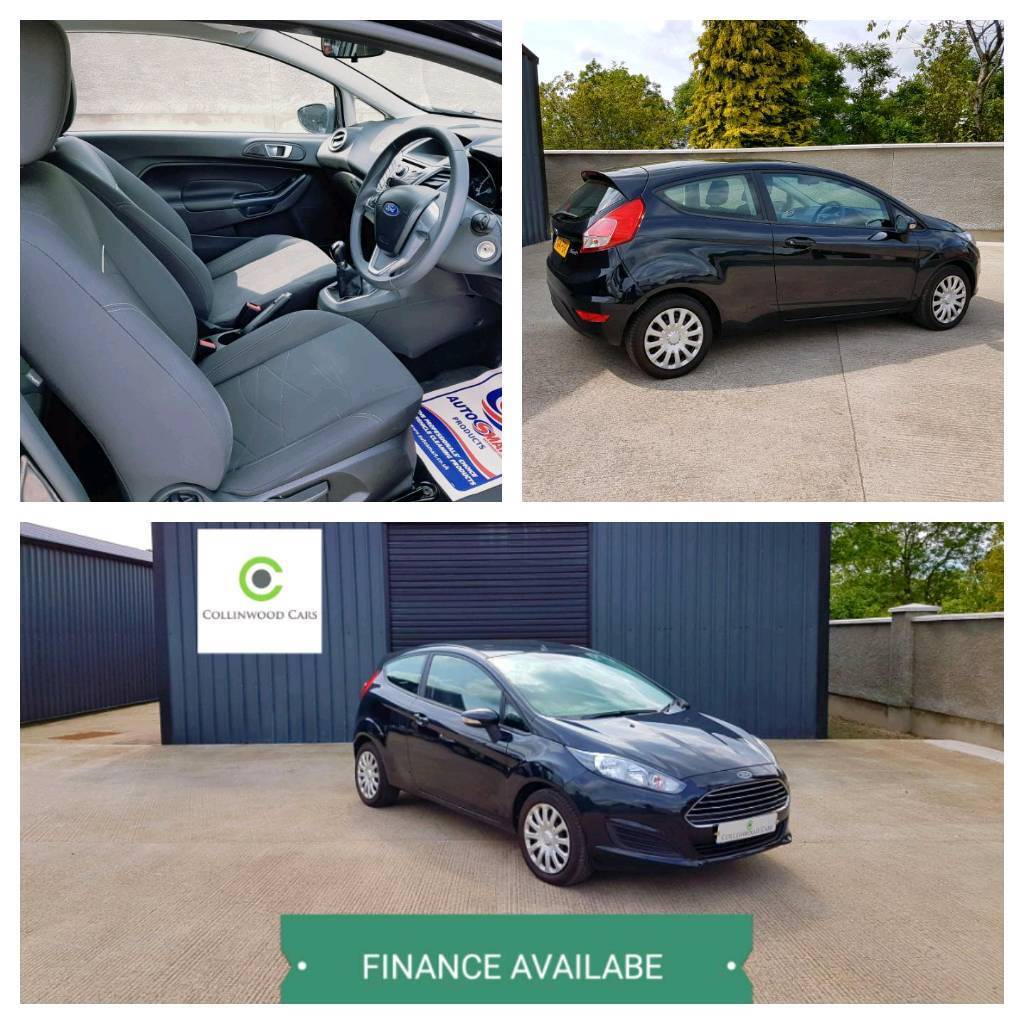 🔮BARGIN 🔮🔮 2014 FORD FIESTA 1.5TDCI WITH ONLY 30K***FINANCE