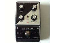 Moog Minifooger Mf Chorus Guitar Pedal