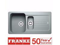 Kitchen sink Franke - GREY