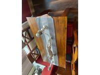 Oak furniture lad dining table