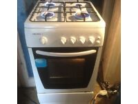 Gas cooker,fitted with f.s.d,,£95.00