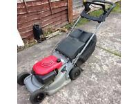 Honda lawnmower hr476