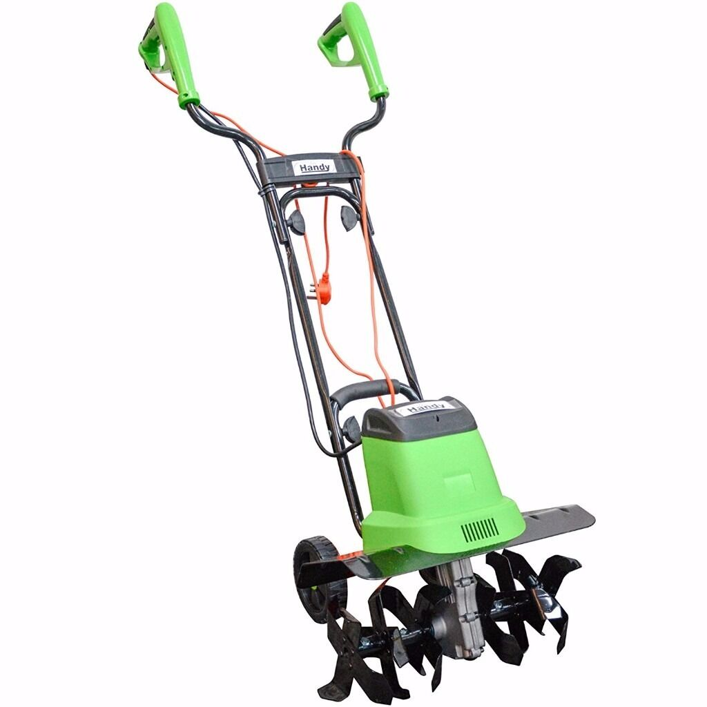electric garden tiller. Handy THET1400 Electric Garden Tiller ( Brand New Boxed ) T