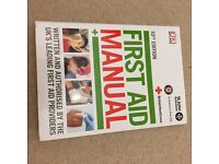 St. John's ambulance first aid book