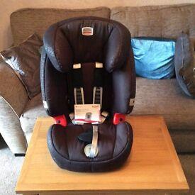 britax EVOLVA 1-2-3 PLUS child's car seat superb condition