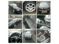 Alfa Romeo gt blackline