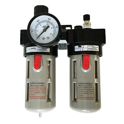 Air Pressure Regulator Oilwater Separator Trap Filter Compressor Bfc4000