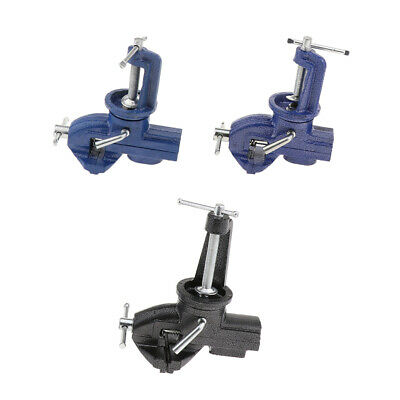 Universal Table Vise Lightweight Steel 360-degree For Versatility