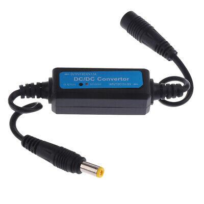 Dcdc Converter Regulator Adapter 12v-36v To 12v 1.5a Voltage Stabilizer