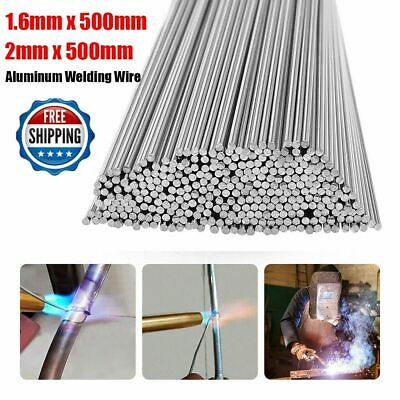 Easy Melt Welding Rods Low Temperature Aluminum Wire Brazing 2mm - 1.6mm500mm