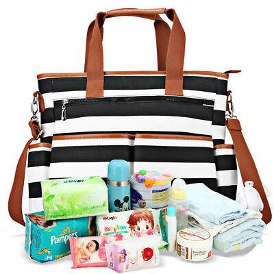 Mummy Pad - Baby Mummy Bag Handbag Shoulder Bags Diaper Bag Pad Travel Nappy Changing Tote