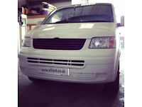 Vw Transporter Specialist Workshop