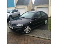 (BLACK) VAUXHALL ASTRA 1.8 SRI.. NEW 12 MONTHS MOT.. GREAT CONDITION