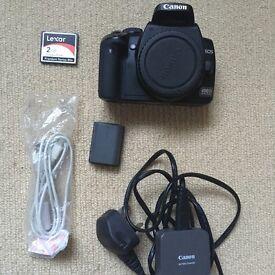 Canon DSLR EOS 400D digital camera
