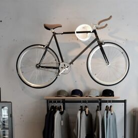Cycloc - Design Cycle Storage Solution (white)