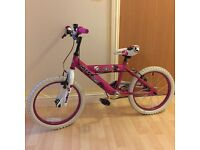 Girl's bike 28cm (11inch) frame