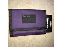 Brand new Bench wallet