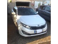 Low mileage car 43k. Full service history with balance of 7 yr warranty.