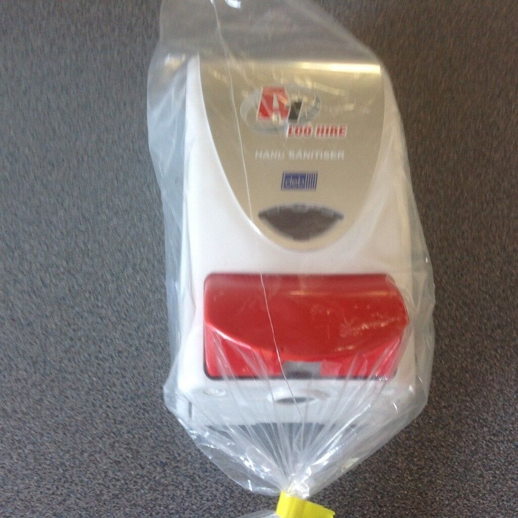 New - Ten Deb STOKO Chrome 1000 Soap Dispensers