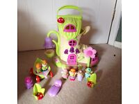 Happyland fairy boot with extra car
