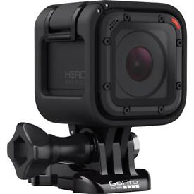 Go pro hero session and accessories