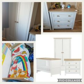 Mothercare Lullworth Bedroom Set