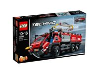 LEGO Technic Airport Rescue Vehicle - Model 42068 (10-16 Years) NEW RRP£90