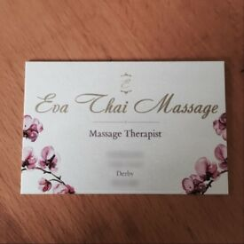 Eva Thai Massage (LATVIAN lady, used to work on Babington ln).
