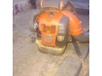 Husqvarna Bts 570 blower
