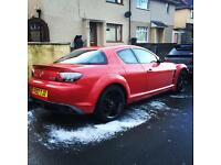 Mazda Rx8 192...... stunning, no issues