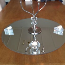 8 Round Mirrors-60 cm diameter