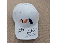 Signed Cap ( Cricket )