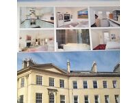 2-Bedroom Flat to rent in Central Bath - 6 Month Rental