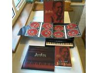Jolly Roll Morton. Very rare CD's Box set
