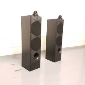 Pair of warfedale pasive speakers hifi audiophile