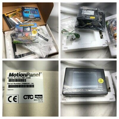 New Pmp-314dm Parker Automation Ctc Color Touchscreen Pmp Touch P1 Powerstation